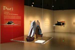 Carolin Holzhuber image by Michael Dürr Refashioning Austria Shanghai exhibition